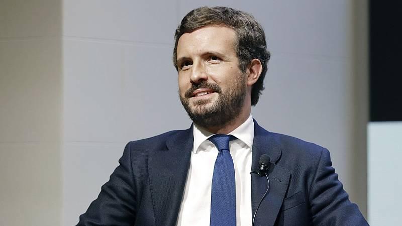 """Casado, tras el fracaso de la moción en Murcia: ¿Hoy empieza la reunificación del centro derecha en torno al PP"""""""