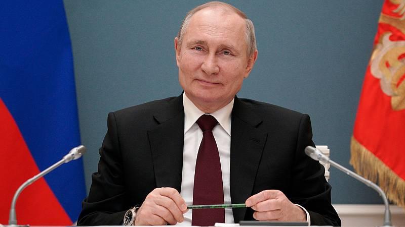 """Putin resta valor a las declaraciones de Joe Biden tildándole de """"asesino"""""""