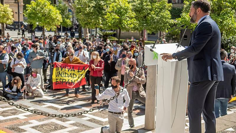 VOX se querella contra la Delegación de Gobierno de Sevilla tras su polémico acto