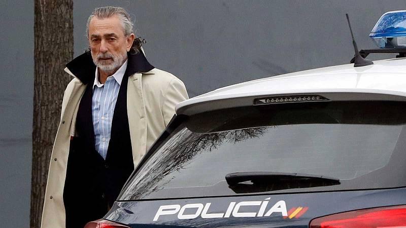 Francisco Correa asegura estar arrepentido y pide ingresar en el programa de rehabilitación