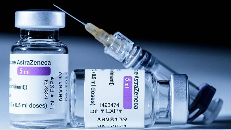 Sanidad reiniciará la vacunación con AstraZeneca el próximo miércoles