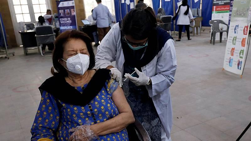 China e India donan vacunas contra la COVID-19 a los países más pobres