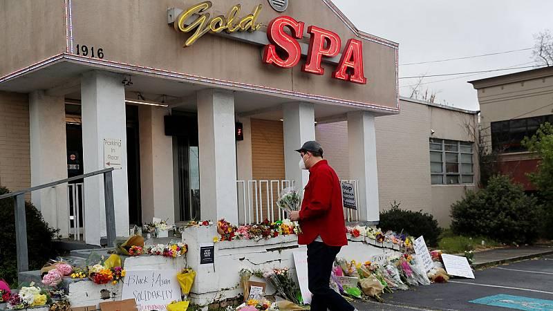 Se investiga si el tiroteo en Atlanta tuvo motivaciones racistas y misóginas contra las mujeres asiáticas