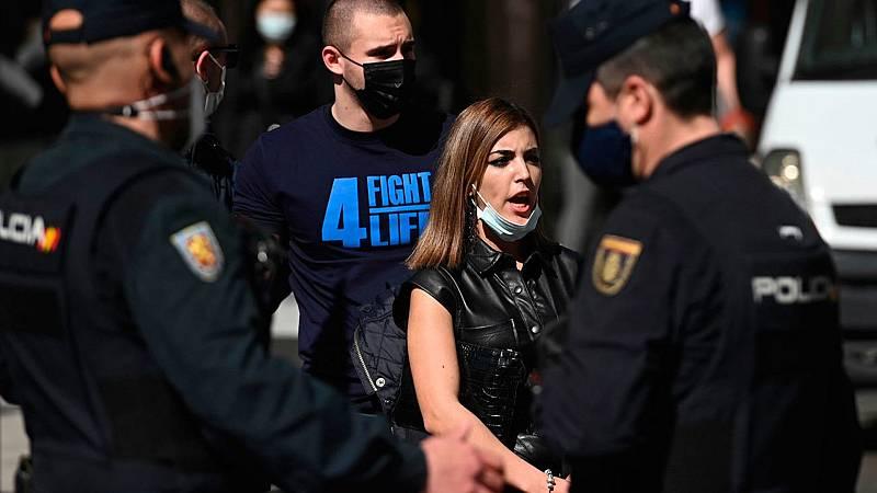¿Están resurgiendo los grupos neonazis en España?
