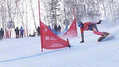 Snowboard - FIS Snowboard. Copa del Mundo Magazine - 2020/2021 - Programa 11