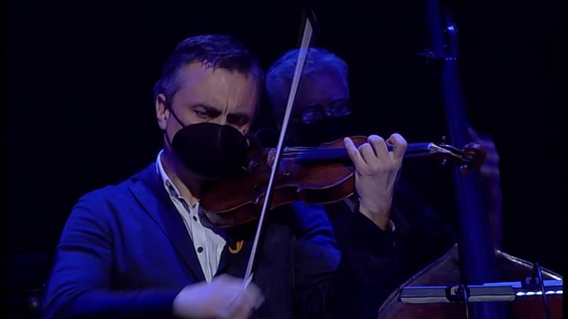 """Las noches del Monumental - """"Paisajes sonoros"""": Marian Moraru. Violinista RTVE - ver ahora"""