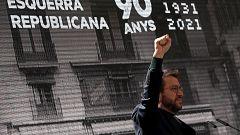 ERC pide a JxCat y la CUP cerrar un pacto mientras Illa urge a Borràs a proponer candidato a investidura