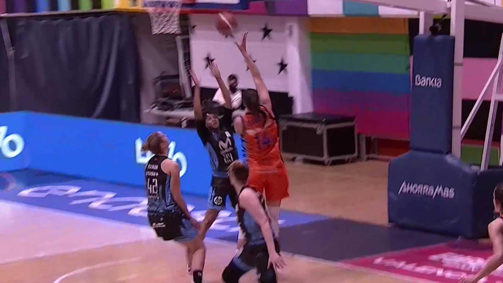 Baloncesto - Liga Femenina Endesa. 29ª jornada: Movistar Estudiantes - Valencia Basket - ver ahora