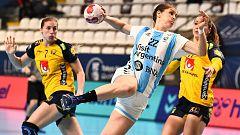 Balonmano - Preolímpico femenino: Suecia - Argentina