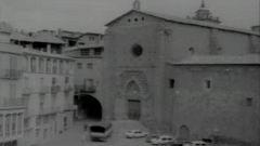 Arxiu TVE Catalunya - Terra d'escudella - Cardona i la castanyada de la por