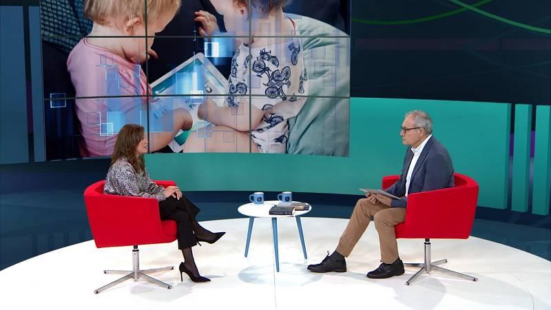 Buenas Noticias TV - Tecnología e infancia. 1ª parte - ver ahora