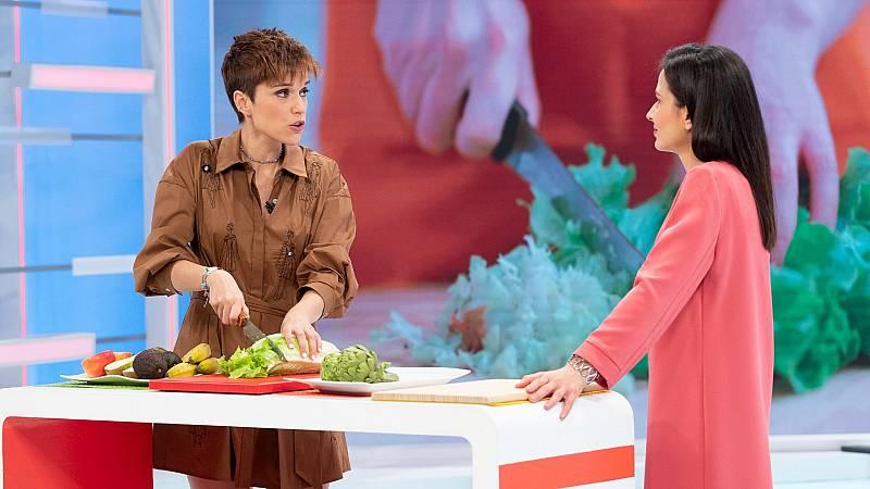 Por qué se oxidan las verduras y frutas cuando las cortamos