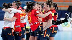 España gana a Argentina y logra la clasificación olímpica