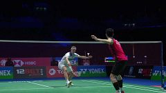 Bádminton - Yonex All England Open. Final individual masculina: V. Axelsen- Lee Z.J.