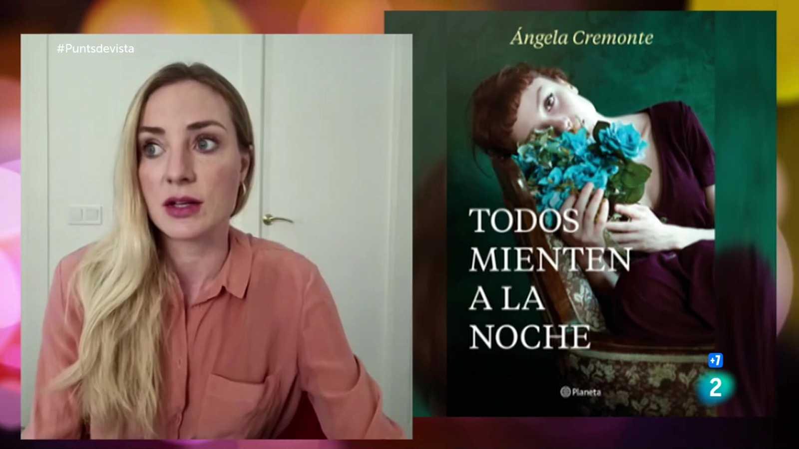 Entrevista amb Ángela Cremonte