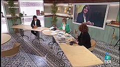 Cafè d'idees - Laura Vilagrà, pactes de Govern i bales de foam