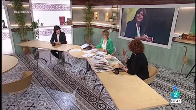 Laura Vilagrà, pactes de Govern i bales de foam