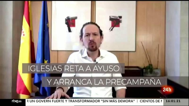 Parlamento - El foco parlamentario - Iglesias se irá del Gobierno - 20/03/2021