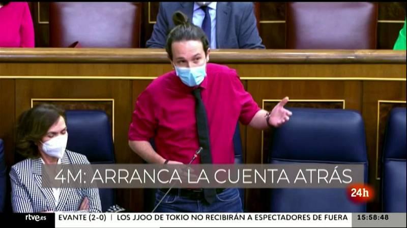 Parlamento - Parlamento en 3 minutos - 20/03/2021