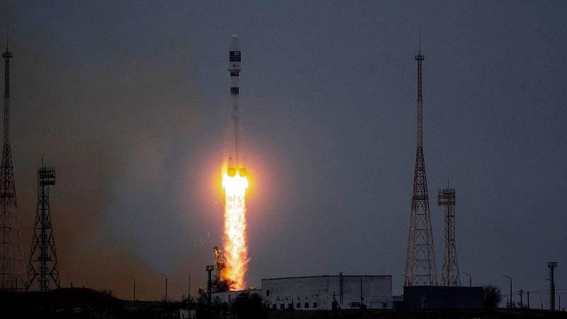 Rusia lanza el primer nanosatélite catalán desde el cosmódromo de Baikonur, Kazajistán
