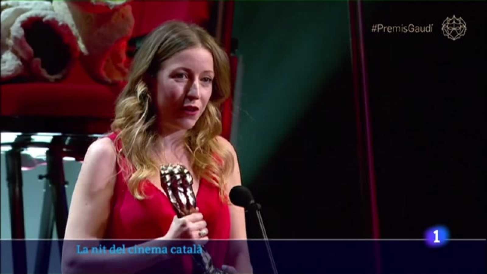 'La vampira de Barcelona' i 'Las niñas' triomfen als Premis Gaudí