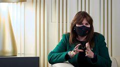 Laura Borràs convoca el pleno de investidura en el Parlament para el viernes