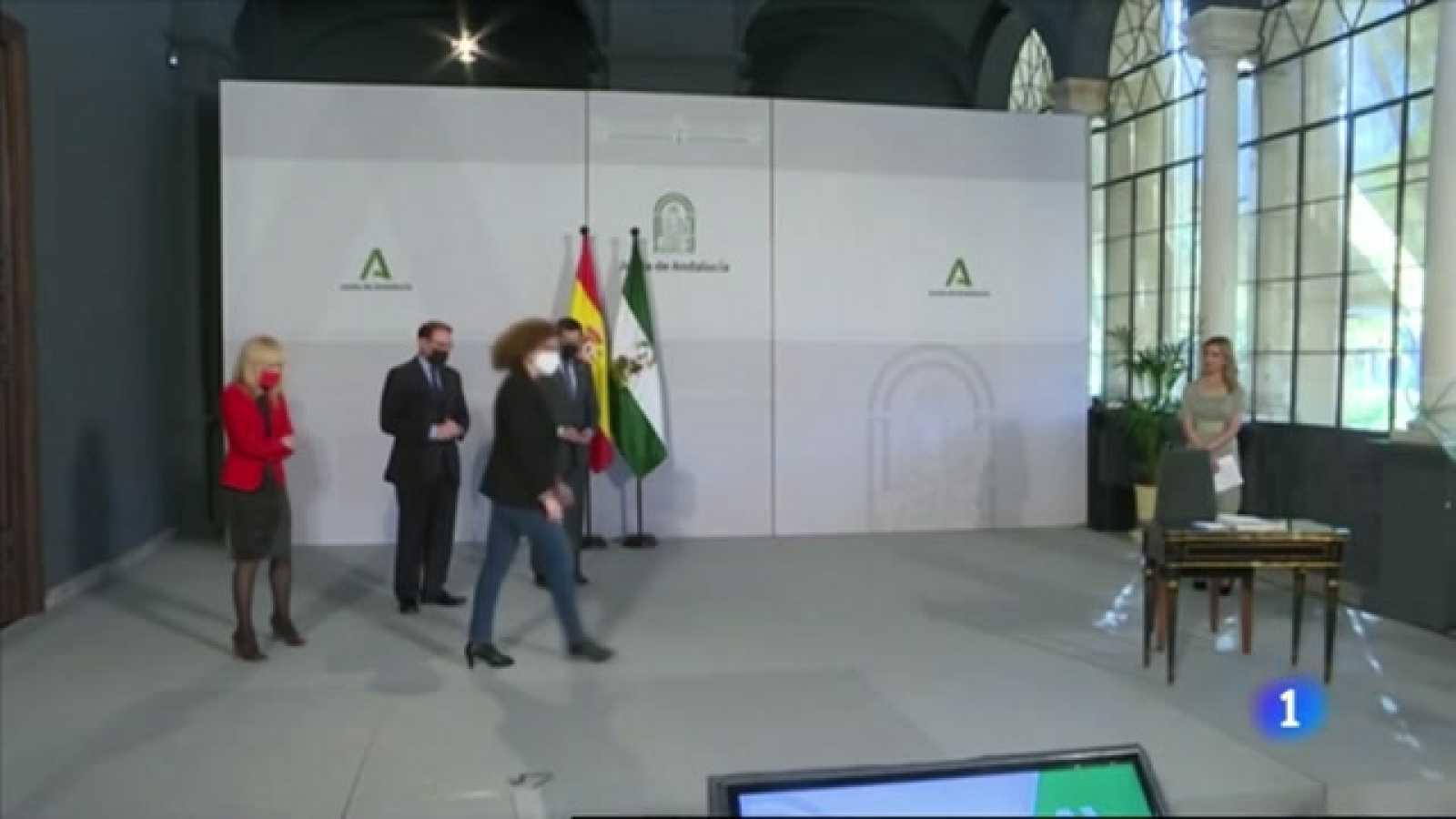Noticias Andalucía - 730 millones de euros para los sectores más afectados - Ver ahora