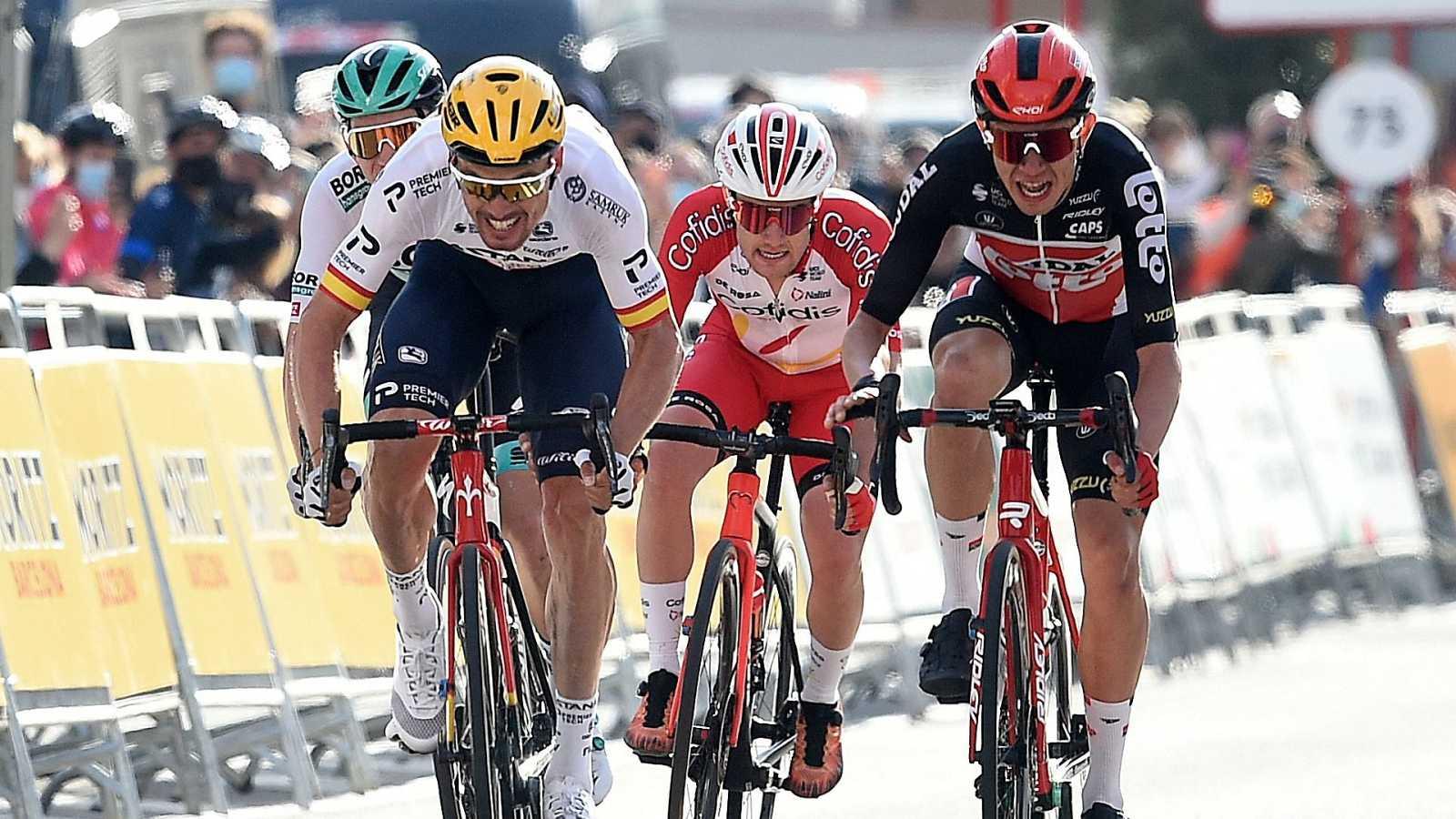 Ciclismo - Volta Cataluña. 1ª etapa: Calella - Calella - ver ahora
