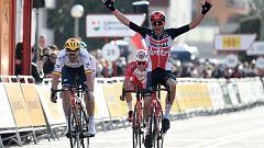 Andreas Kron gana la primera etapa de la Volta a Catalunya