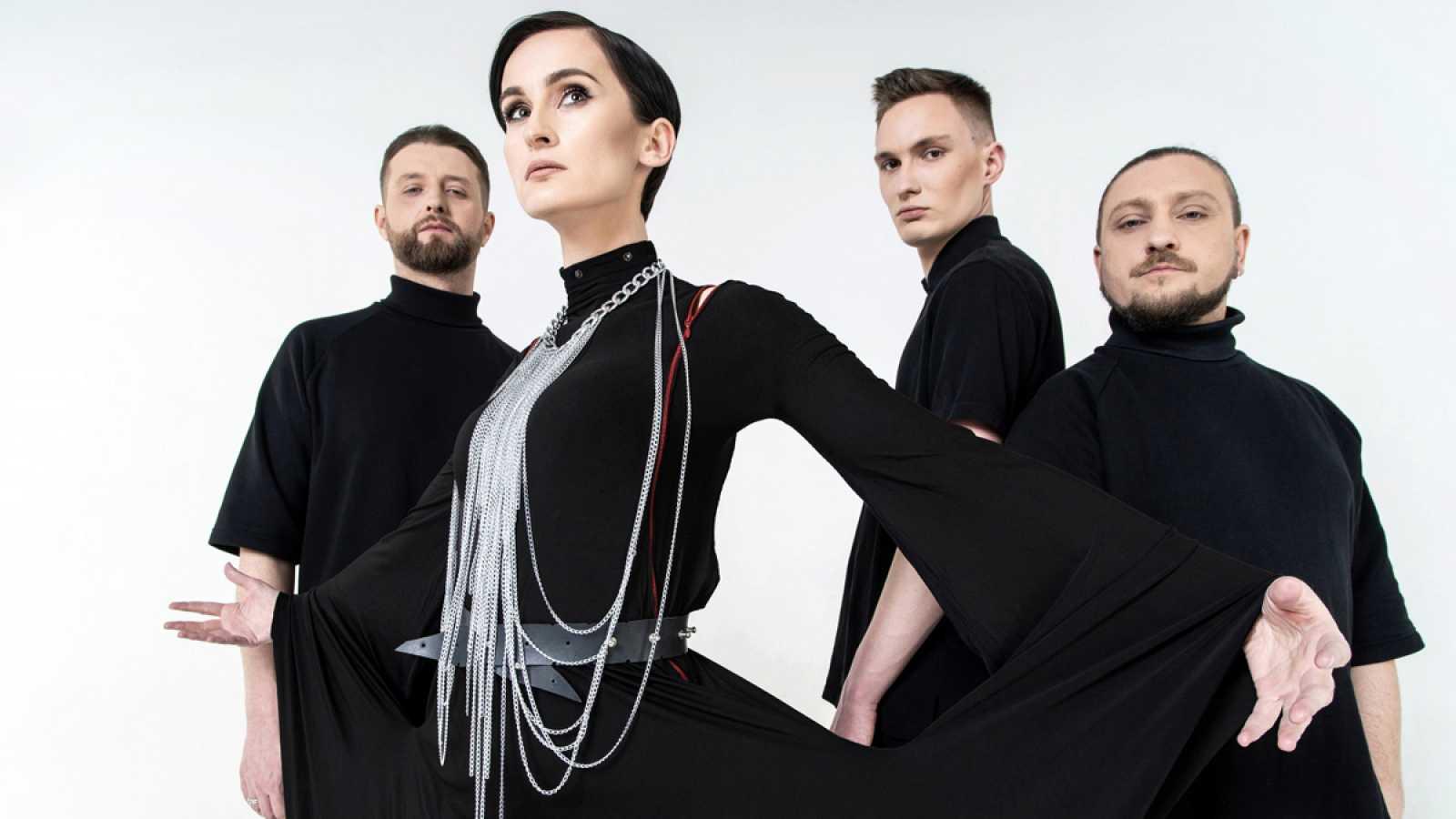 """Eurovisión 2021 - Go_A de Ucrania: """"Shum"""" (Videoclip oficial)"""