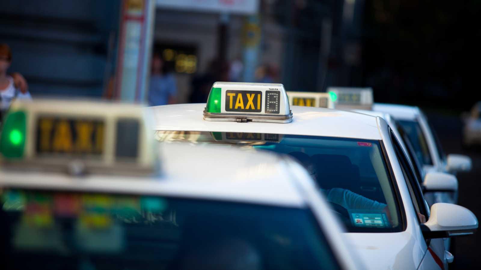 España Directo - Conocemos a los taxistas solidarios de Madrid