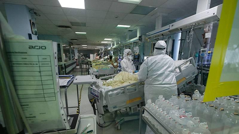 """Sanidad habla ya de una """"tendencia ascendente"""" en la incidencia de casos"""
