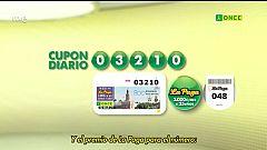 Sorteo ONCE - 22/03/21
