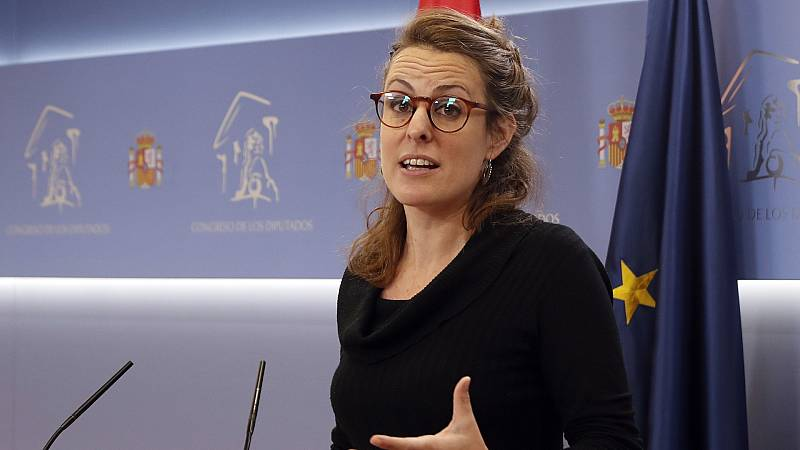 Mireia Vehi confirma que la CUP ha pactado con ERC que Aragonès se someta a una cuestión de confianza a mitad de mandato