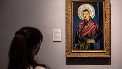 'La boulonnaise', de María Blanchard, es la estrella del legado de Carmen Sánchez que ya se ve en el Prado