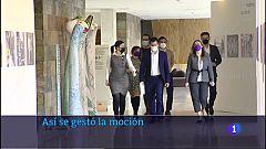 Historia de la moción de censura de Castilla y León