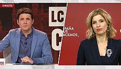 """Hana Jalloul, número dos del PSOE para el 4M en Madrid: """"Estamos contra los extremismos y la crispación"""""""
