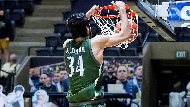 Santi Aldama, paso a paso hacia el sueño de la NBA