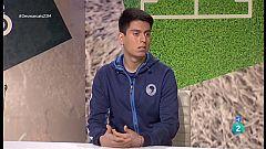Desmarcats - Alex Bocanegra, entrenador de tennis taula del CN Sabadell