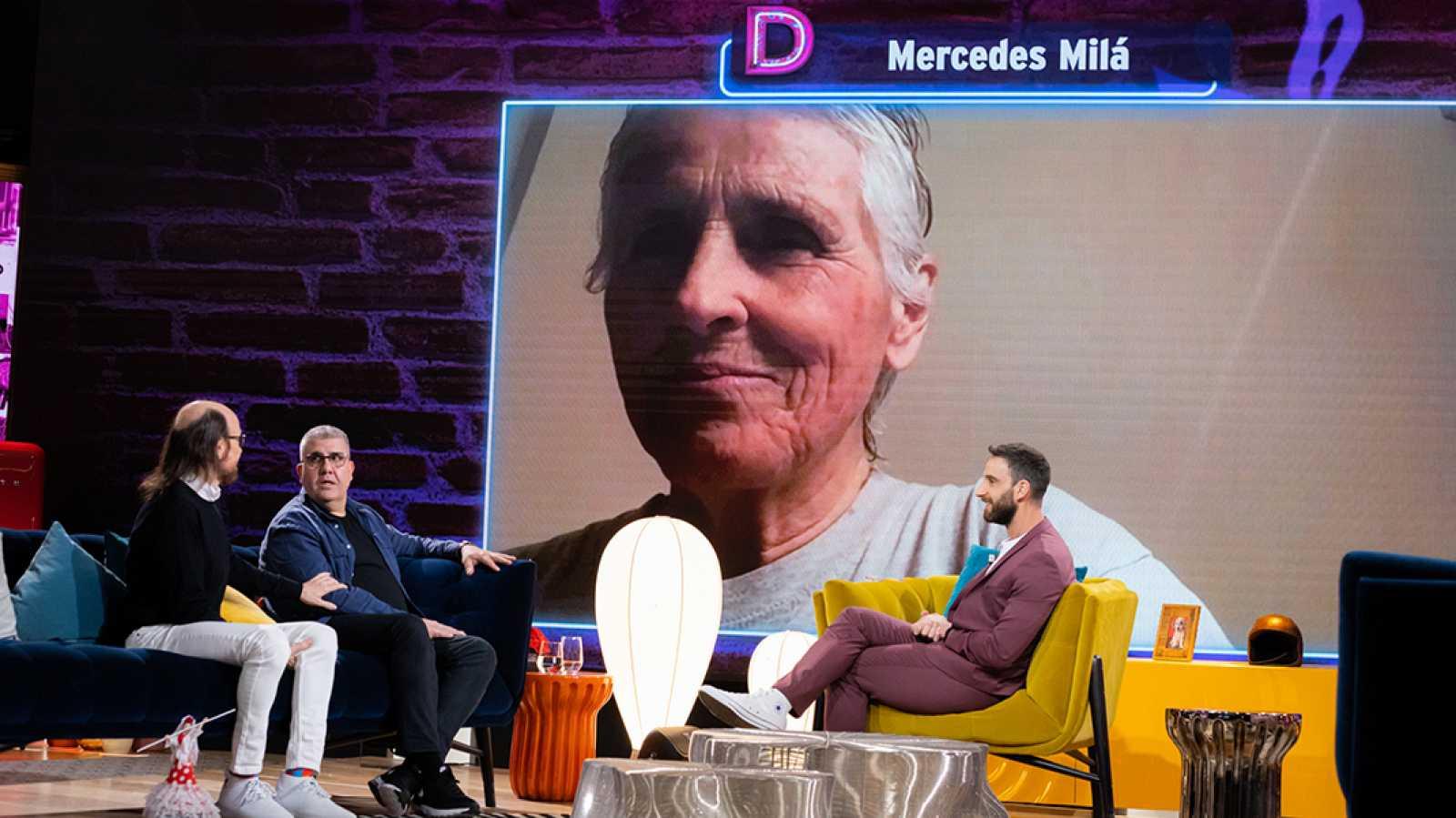 La noche D - Mercedes Milá lanza el guante para volver a TVE