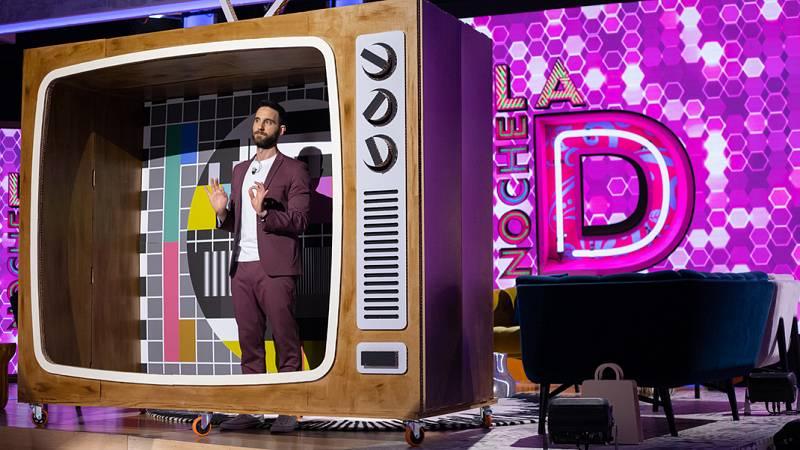 La noche D - El monólogo de Dani Rovira sobre la televisión