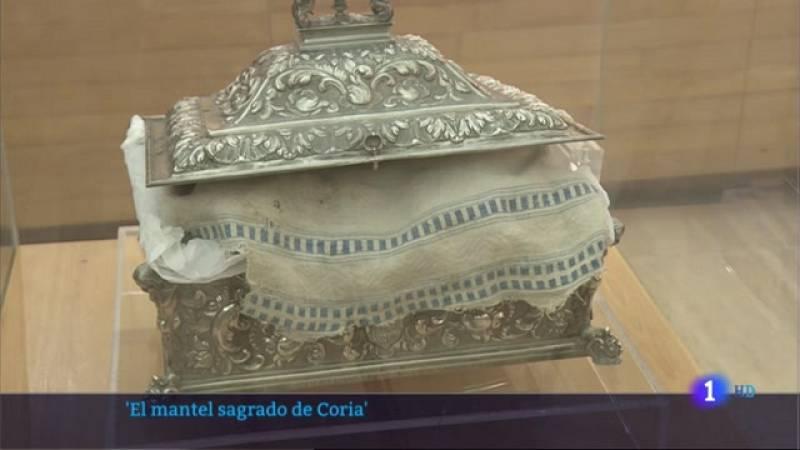 'El mantel sagrado de Coria' - 23/03/2021