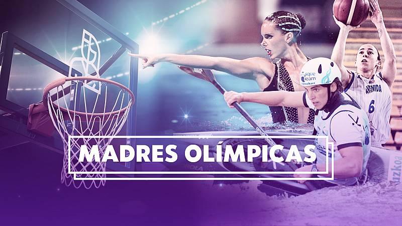 Objetivo Igualdad - Programa 8: Madres olímpicas - Ver ahora