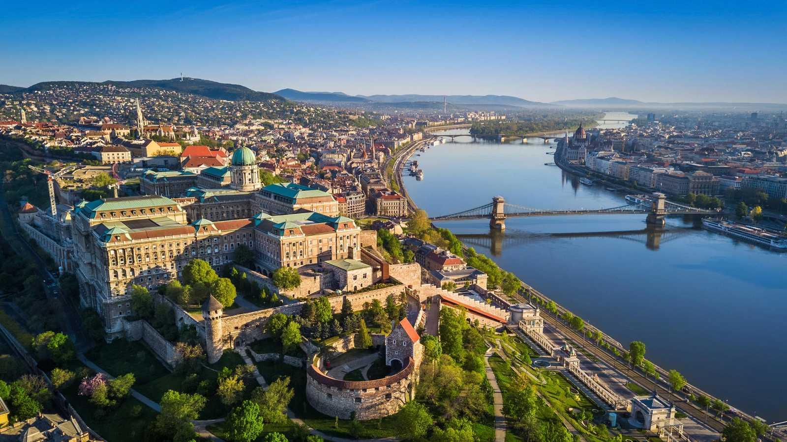 Visítame en un día - Episodio 10: Budapest - ver ahora
