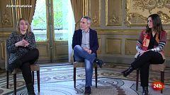 Conversatorios en Casa de América - Carlos Vila, Ada Hernández y Ángela Armero - 23/03/21