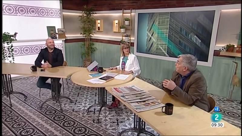 Cafè d'idees - Quim Torra, Marc Giró i vacunació amb AstraZeneca