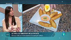 En Línia - La iuca, un substitut de la patata