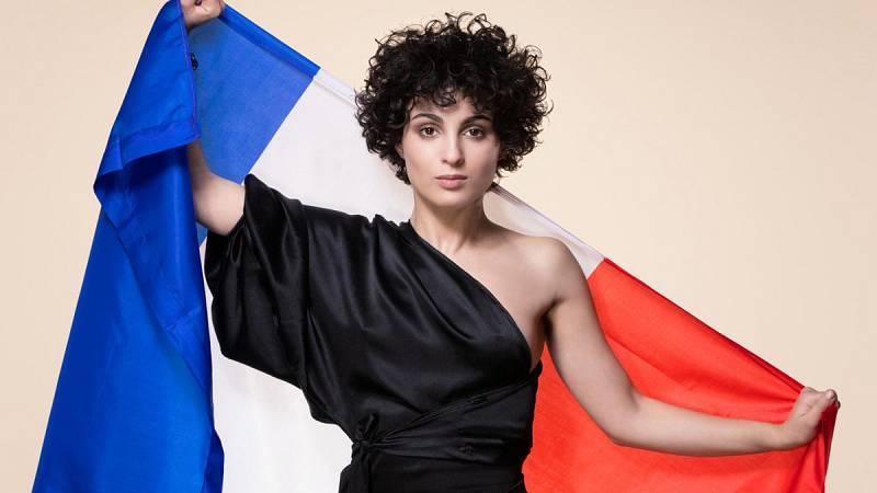 """Eurovisión 2021 - Barbara Pravi de Francia: """"Voilà"""" (Videoclip Oficial)"""
