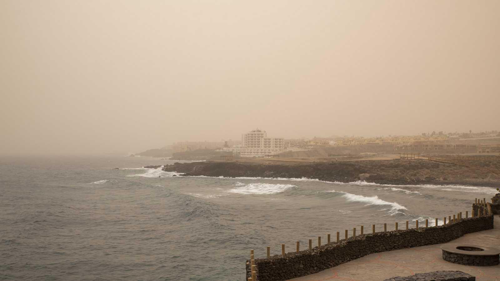 Probables calimas en Canarias - Ver ahora