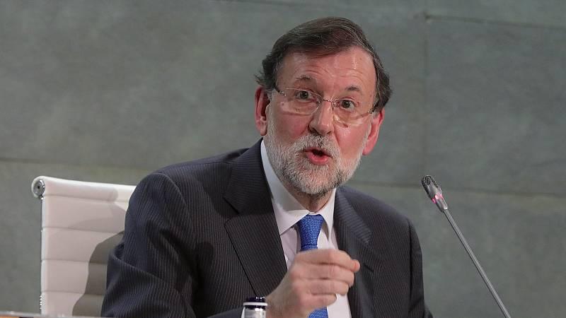 """Rajoy, en el juicio de los papeles de Bárcenas: """"Nadie, en 40 años, me ha hablado de la famosa 'caja B' del PP"""""""